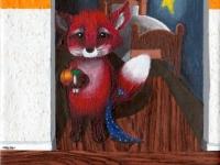 Gans du hast den Fuchs gestohlen!